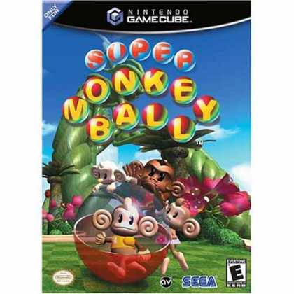 Bestselling Games (2006) - Super Monkey Ball