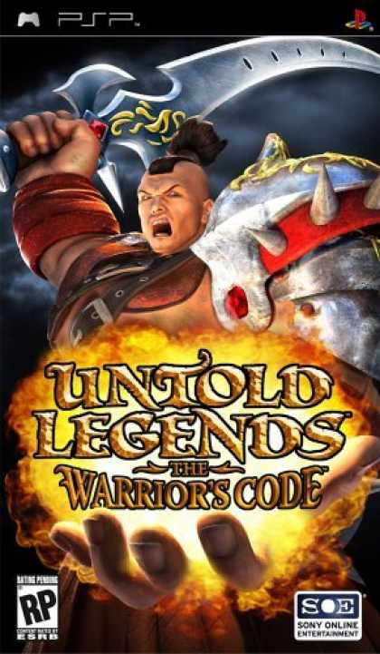 Bestselling Games (2006) - Untold Legends The Warrior's Code