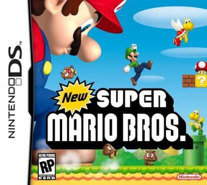 Bestselling Games (2006) - New Super Mario Bros. - Sam's Town by The Killers - Gears of War