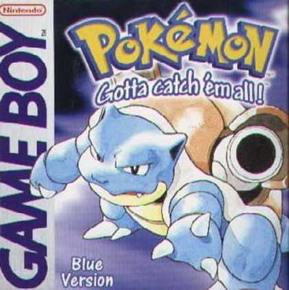 Bestselling Games (2006) - Pokemon Blue