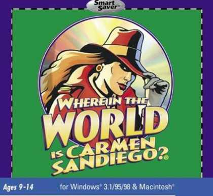 Bestselling Games (2006) - Where In The World Is Carmen Sandiego? (Jewel Case)