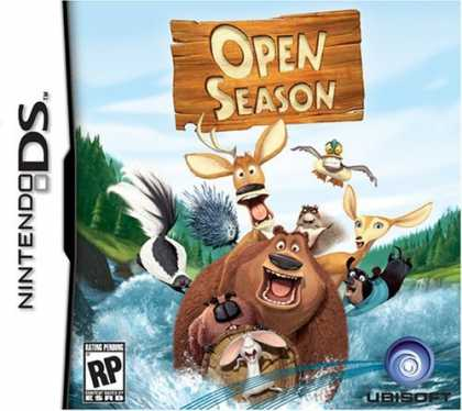 Bestselling Games (2006) - Open Season