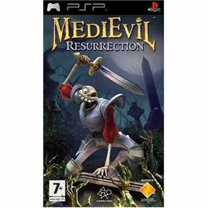 Bestselling Games (2006) - MediEvil Resurrection