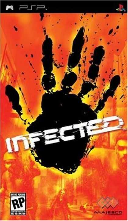 Bestselling Games (2006) - Infected