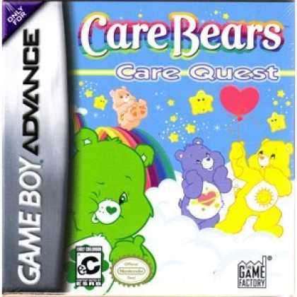 Bestselling Games (2006) - Care Bears Care Quest