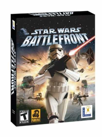 Bestselling Games (2006) - Star Wars Battlefront