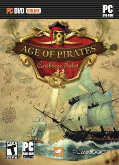 Bestselling Games (2006) - Age of Pirates: Caribbean Tales DVD-Rom