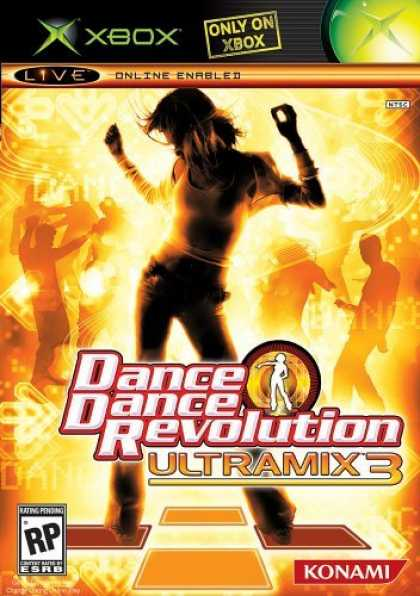 Bestselling Games (2006) - Dance Dance Revolution Ultramix 3