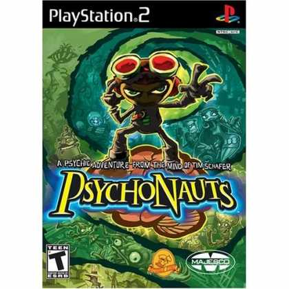 Bestselling Games (2006) - Psychonauts