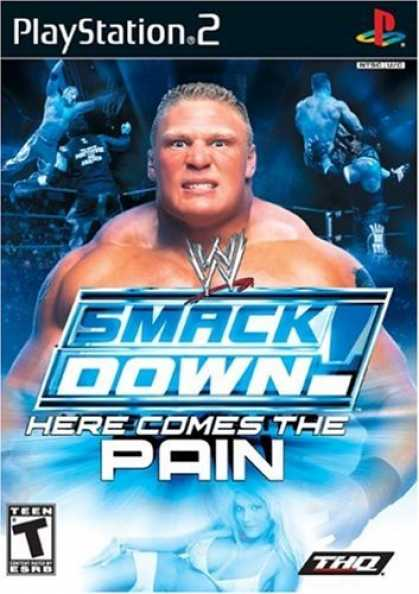 Bestselling Games (2006) - WWE SmackDown! Here Comes the Pain
