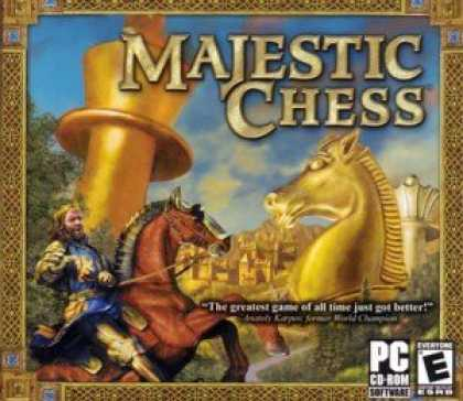 Bestselling Games (2006) - Majestic Chess (Jewel Case)