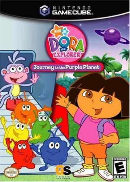 Bestselling Games (2006) - Dora the Explorer: Journey to the Purple Planet