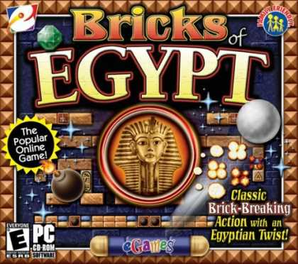 Bestselling Games (2006) - Bricks of Egypt (Jewel Case)