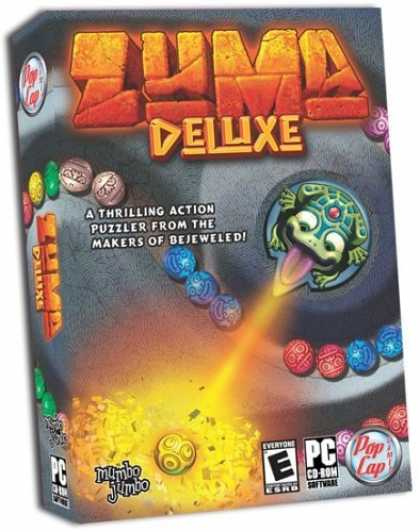 Bestselling Games (2006) - Zuma Deluxe