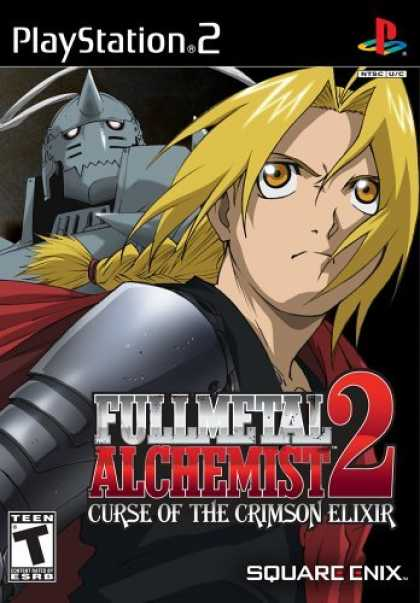 Bestselling Games (2006) - Fullmetal Alchemist 2 Curse of the Crimson Elixir