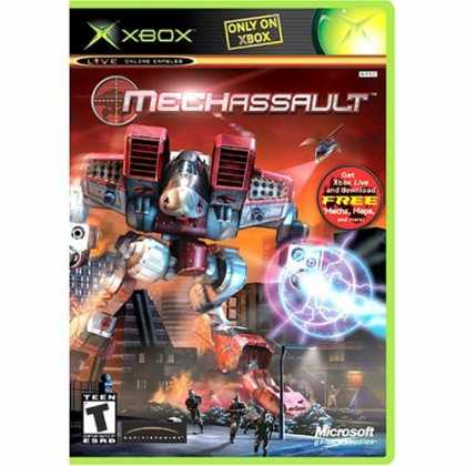 Bestselling Games (2006) - Mech Assault