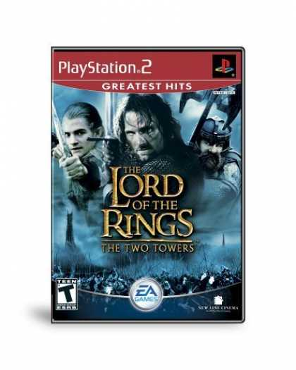 Bestselling Games (2006) - Lord of the Rings The Two Towers