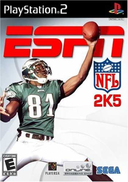 Bestselling Games (2006) - ESPN NFL 2K5 For PS2