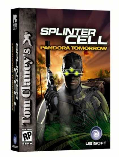 Bestselling Games (2006) - Tom Clancy's Splinter Cell: Pandora Tomorrow