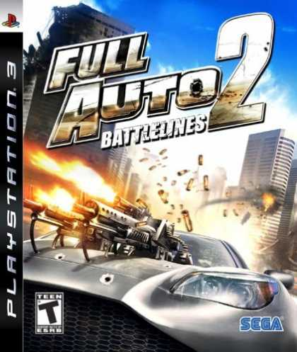 Bestselling Games (2006) - Full Auto 2: Battlelines