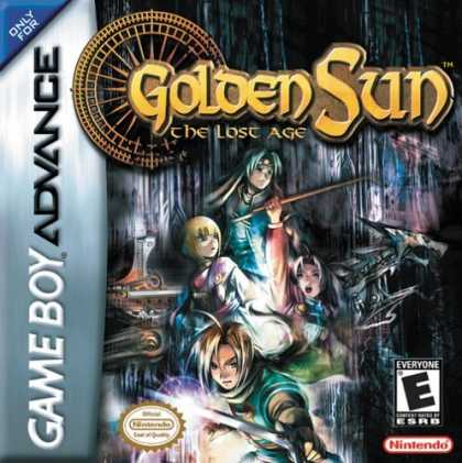Bestselling Games (2006) - Golden Sun: The Lost Age