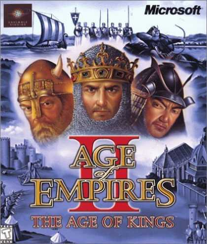 Bestselling Games (2006) - Age of Empires 2: Age of Kings