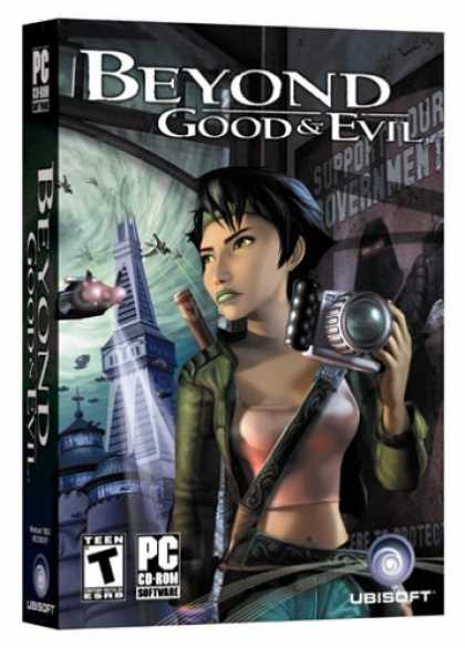Bestselling Games (2006) - Beyond Good and Evil