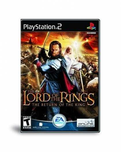 Bestselling Games (2006) - Lord of the Rings: Return of the King