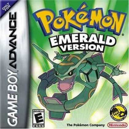 Bestselling Games (2006) - Pokemon Emerald Version
