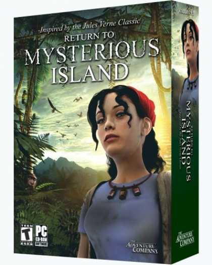 Bestselling Games (2006) - Return To Mysterious Island