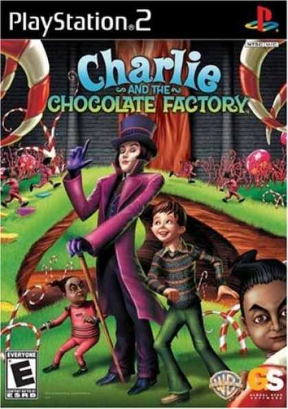 Bestselling Games (2006) - Charlie and the Chocolate Factory