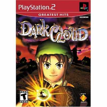 Bestselling Games (2006) - Dark Cloud