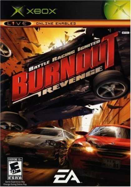 Bestselling Games (2006) - Burnout Revenge