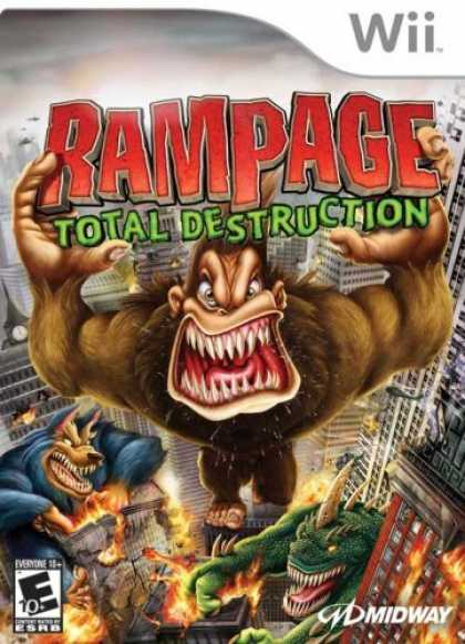 Bestselling Games (2006) - Rampage: Total Destruction