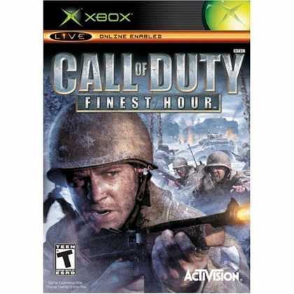 Bestselling Games (2006) - Call of Duty Finest Hour