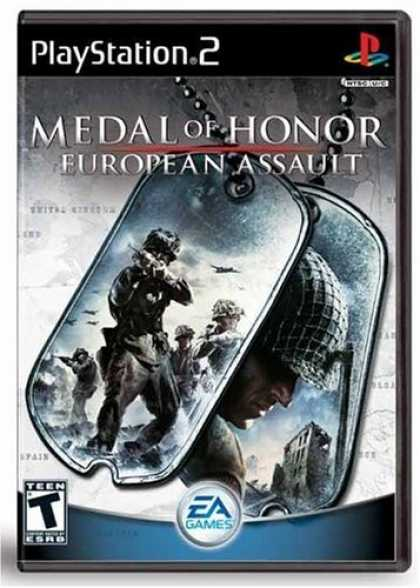 Bestselling Games (2006) - PS2 Medal of Honor European Assault