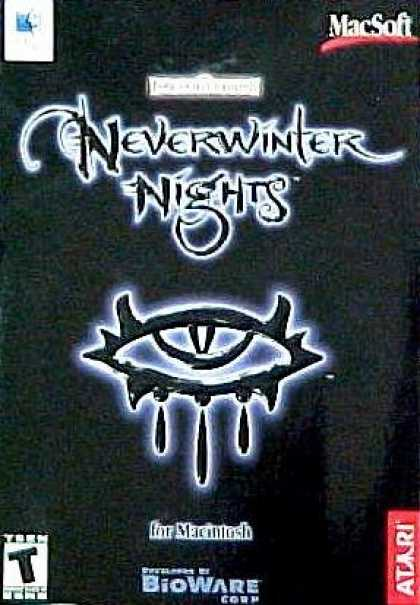 Bestselling Games (2006) - Neverwinter Nights (Mac)