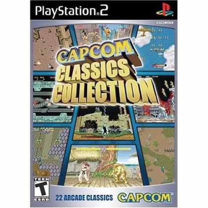 Bestselling Games (2006) - Capcom Classics Collection