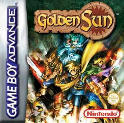 Bestselling Games (2006) - Golden Sun