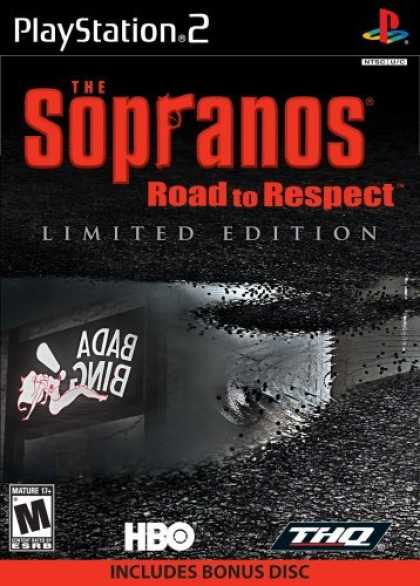 Bestselling Games (2006) - Sopranos Collector's Edition