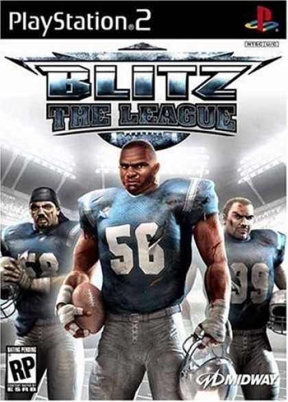 Bestselling Games (2006) - Blitz The League