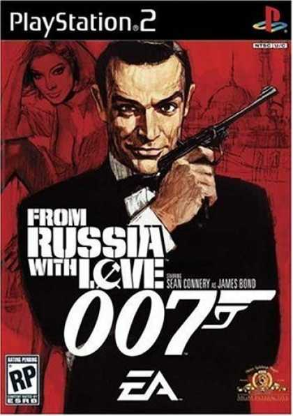 Bestselling Games (2006) - James Bond 007: From Russia with Love