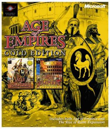 Bestselling Games (2006) - Age of Empires: Gold Edition