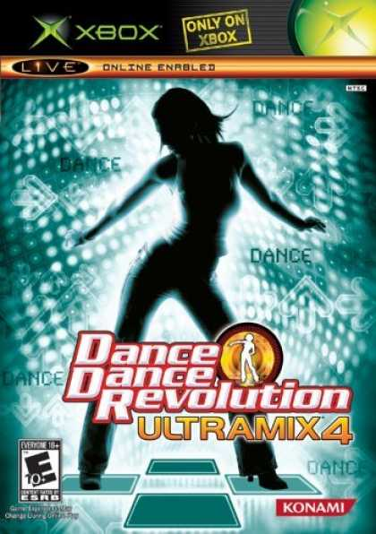 Bestselling Games (2006) - Dance Dance Revolution Ultramix 4