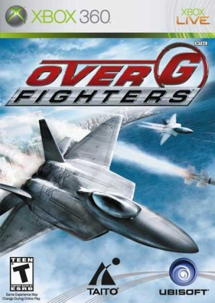 Bestselling Games (2006) - Over G Fighters