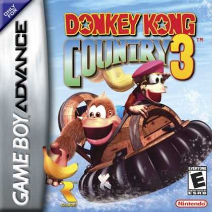 Bestselling Games (2006) - Donkey Kong Country 3