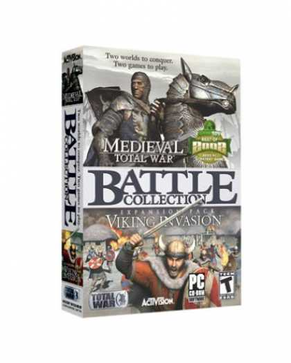 Bestselling Games (2006) - Medieval Battle Collection