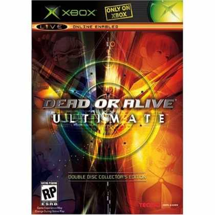 Bestselling Games (2006) - Dead or Alive Ultimate
