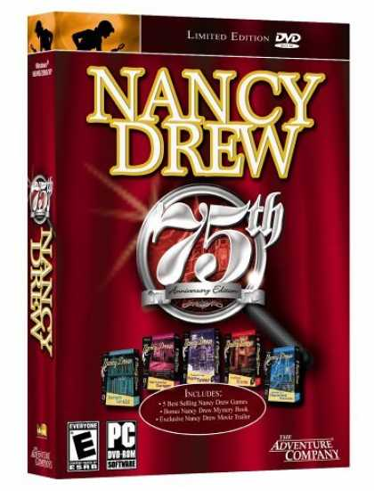 Bestselling Games (2006) - Nancy Drew 75th Anniversary