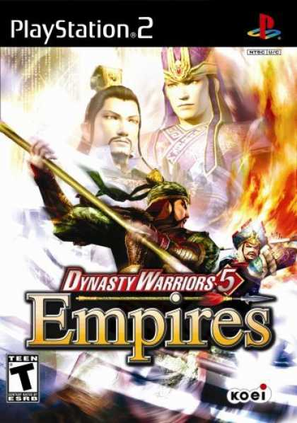 Bestselling Games (2006) - Dynasty Warriors 5 Empires